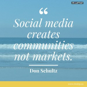 social media quote DIY graphic design