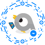 Twirp Communications Facebook Page messenger code