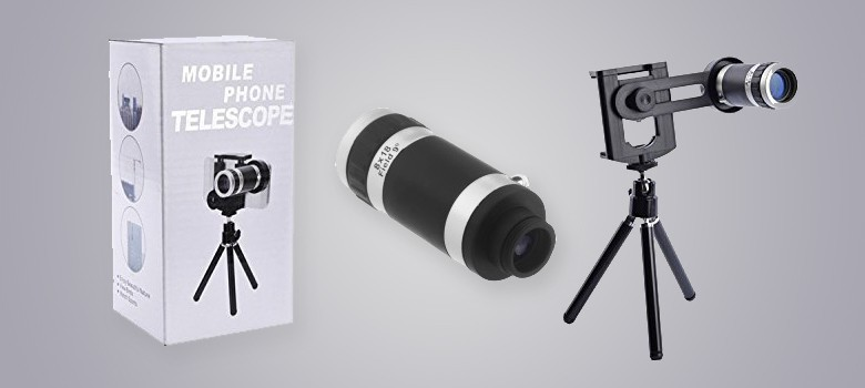Inditradition 8 X Optical Zoom Smarphone Camera Lens