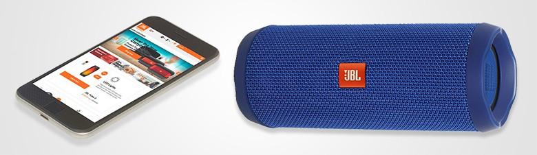 J B L Flip 4 Bluetooth Speaker Specifications
