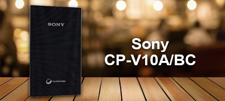 Sony C P V10 A B C Power Bank