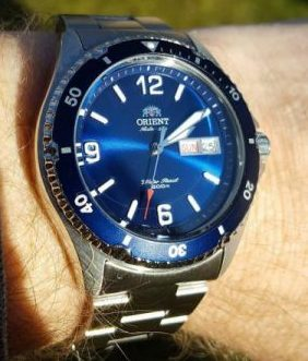Blue Orient Mako 2