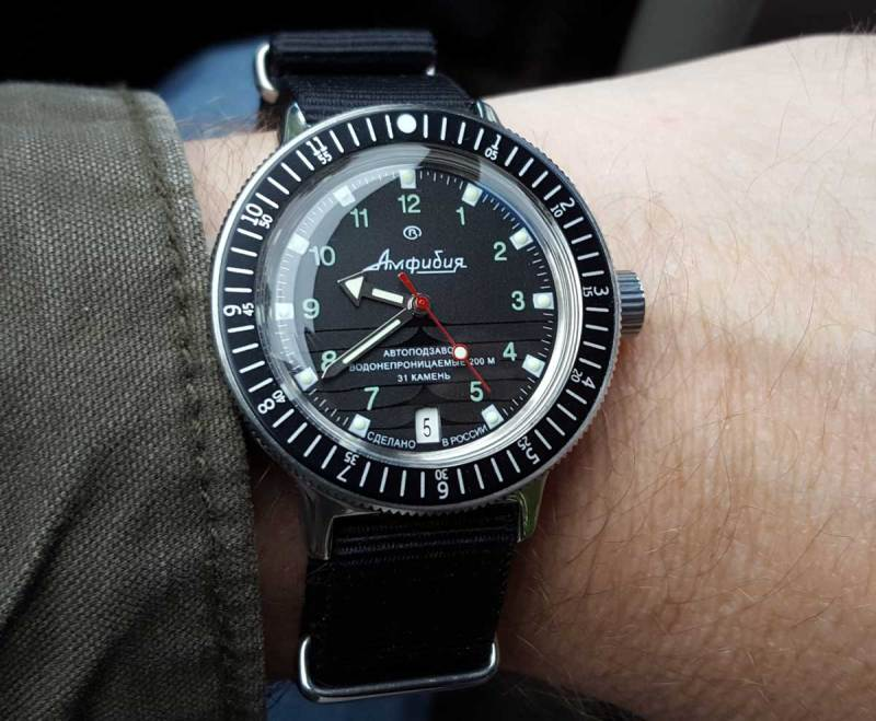 Modded Vostok Amphibia