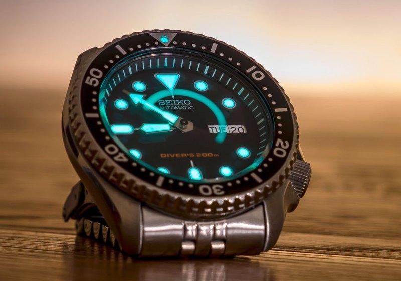 Seiko Automatic Diver's 200