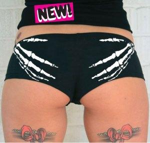 sik-world-skeleton-hands-shorts-new