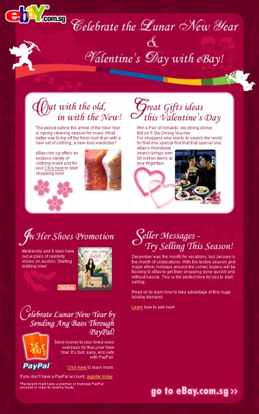 EDM design for eBay - Chinese New Year n Valentines Day 02