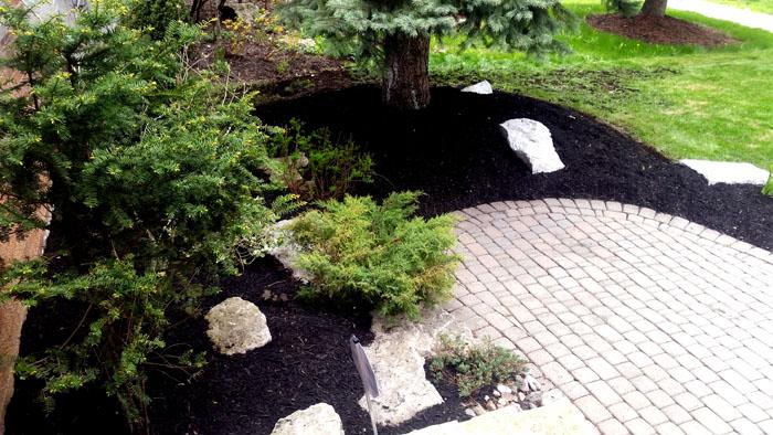 Property Cleanup - Mulch - Lawn Repair