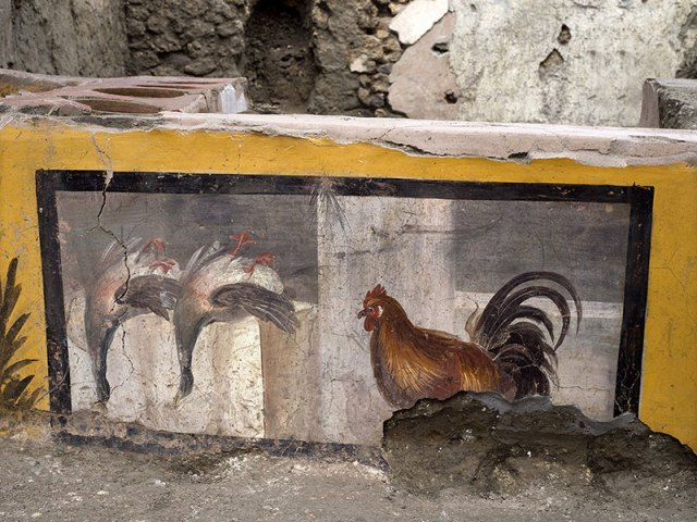 pompeii snack bar photos 20 An Amazingly Preserved Snack Bar in Pompeii was Just Revealed in its Entirety