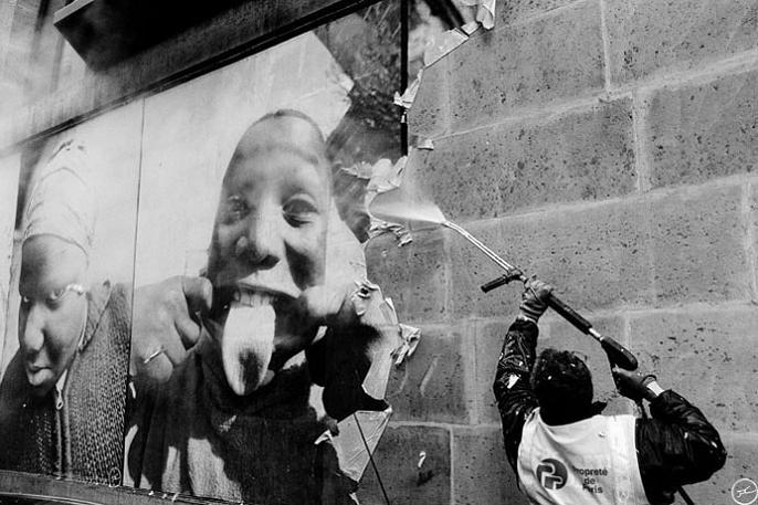 2011 TED Prize Winner: Street Artist 'JR' [40 pics ...