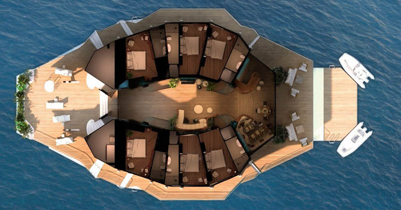 Orsos The Moveable Floating Island TwistedSifter