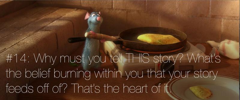 pixar's 22 rules of storytelling as image macros (15)