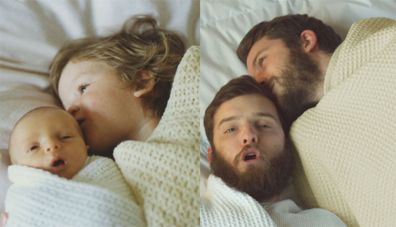 These Two Brothers Are Recreating Old Family Photos And It