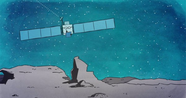 Rosetta and Philae Prepare for Comet Landing «TwistedSifter