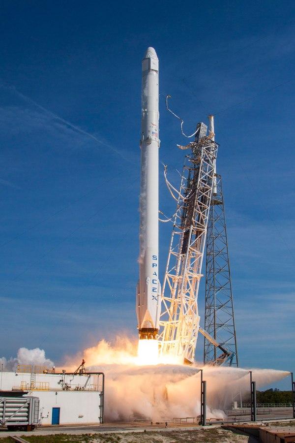 SpaceX Rocket Makes Historical Landing After Delivering ...