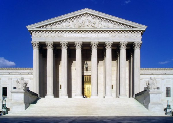 There's a Basketball Net Atop the Supreme Court Dubbed the ...