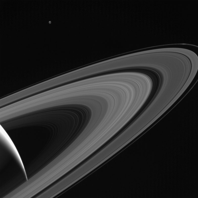 After Two Decades in Space, Cassini is About to Crash Into ...