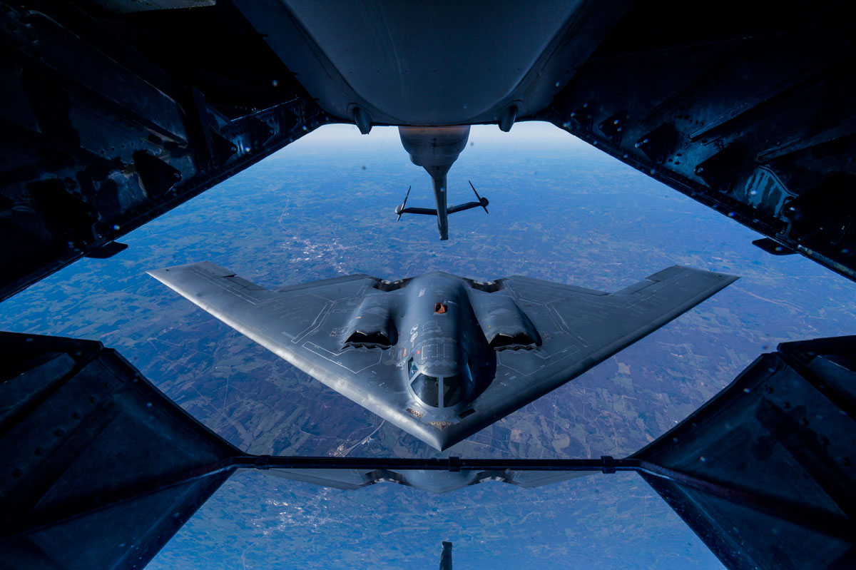 Aerial Refueling Looks As Cool As It Sounds 10 Photos