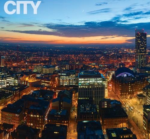 Stuart McCallun - City