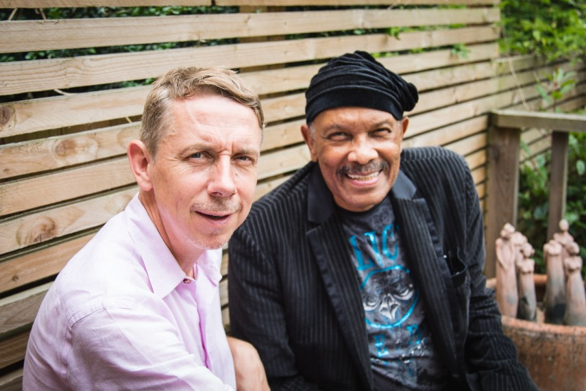 Gilles Peterson & Roy Ayers