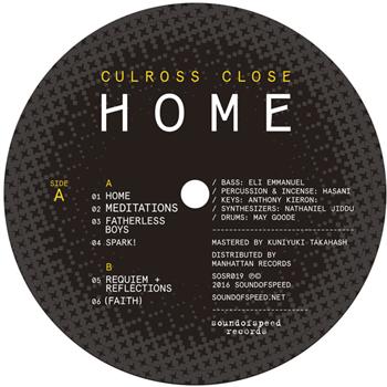 Culross Close - Home