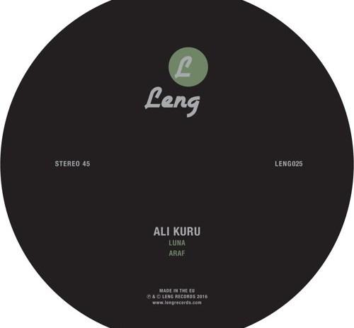 Ali Kuru - Luna/Araf