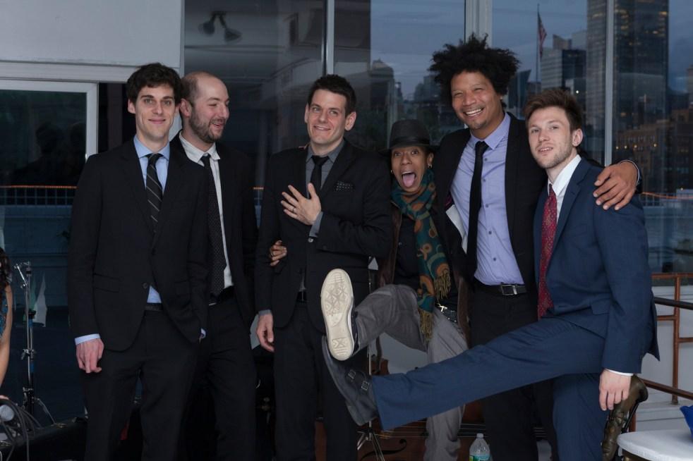 Joint Effort by Tacuma Bradley's Unity Band