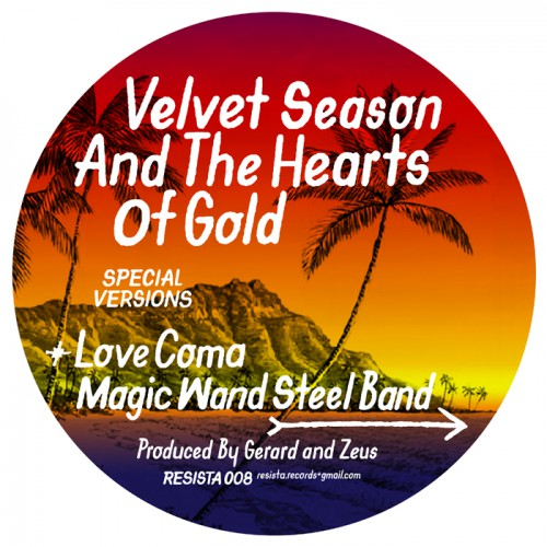 Velvet Season & The Hearts of Gold - Magic Wand Steel Band