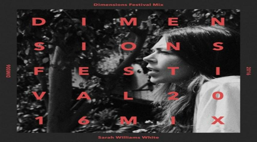 Sarah Williams White - Dimensions 2016 Mix #6