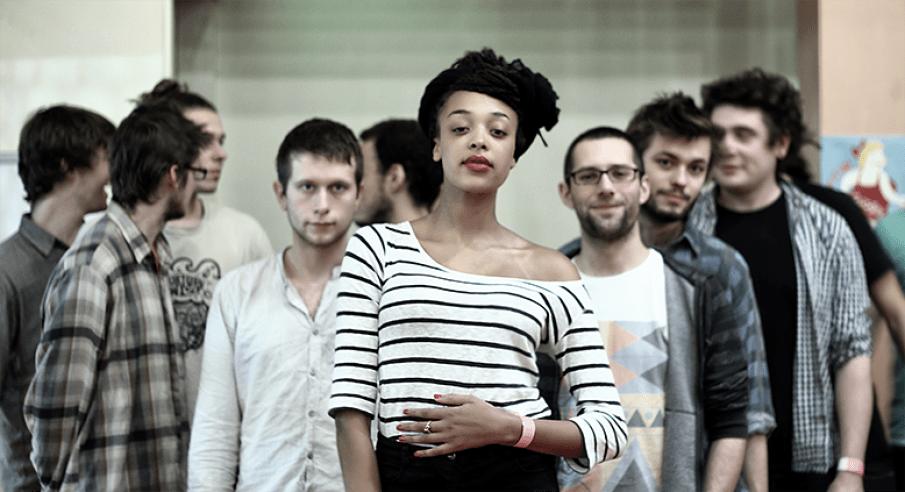 Nubiyan Twist - Headhunter - Simbad remixes