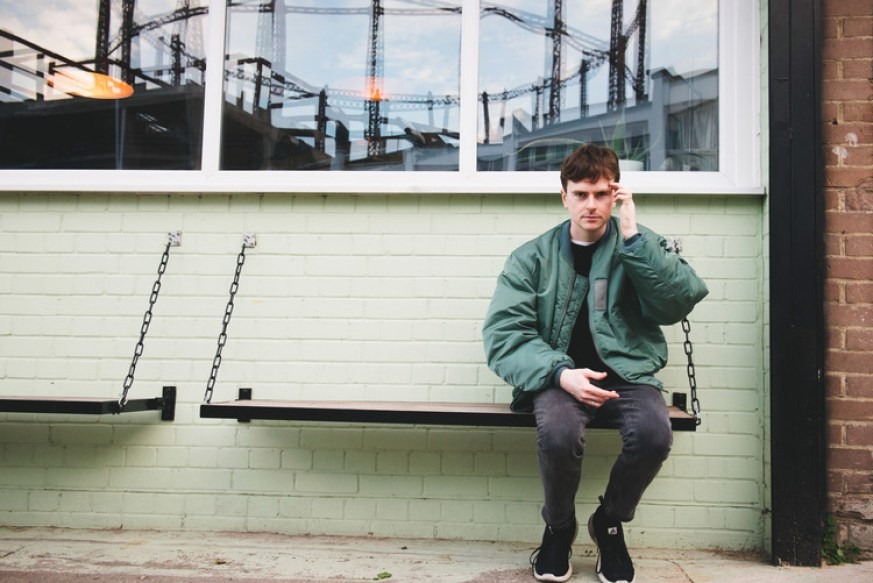 Album Of The Week : Oliver Coates - Upstepping