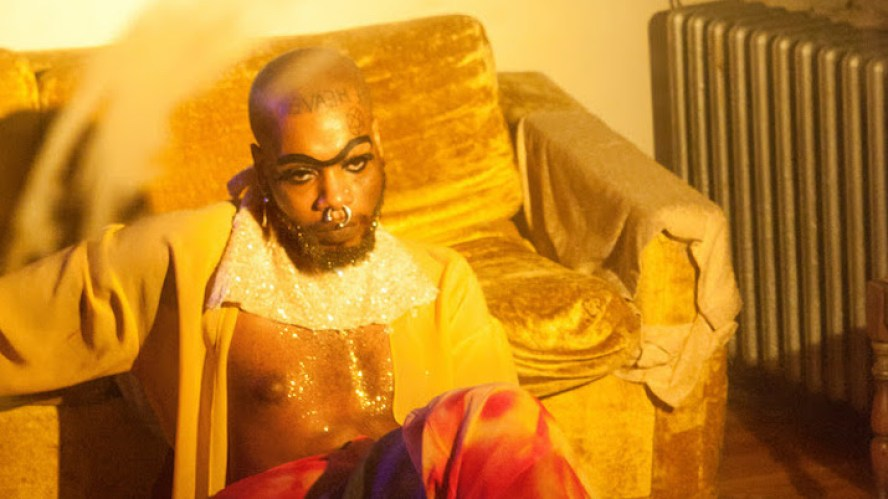 Serpentwithfeet shares new song, 'blisters'