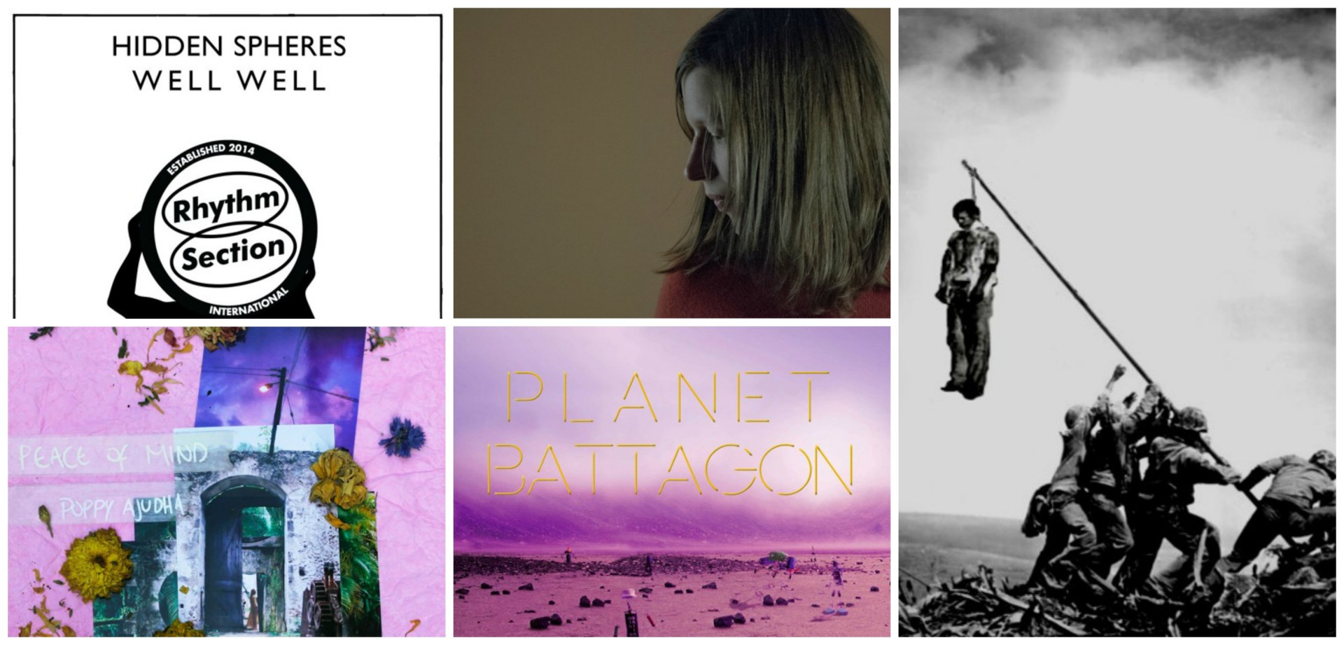 Tunes Of The Week 17.07.16