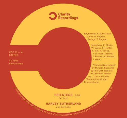 Priestess / Bravado [CRC​-​01] by Harvey Sutherland and Bermuda