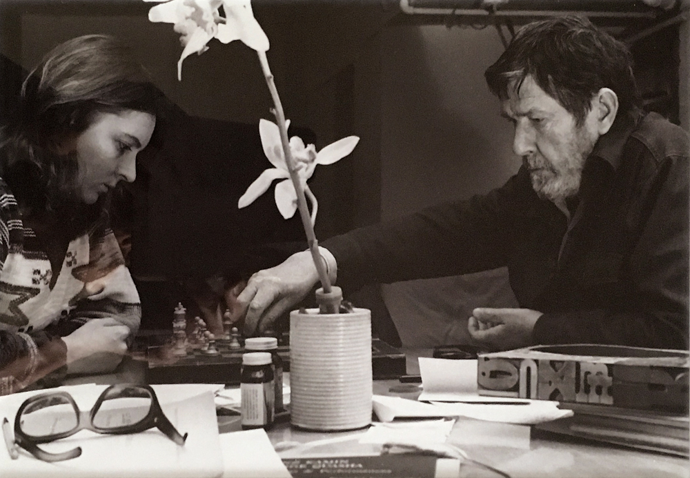 Joan La Barbara & John Cage