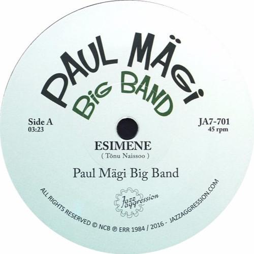 Paul Mägi Big Band