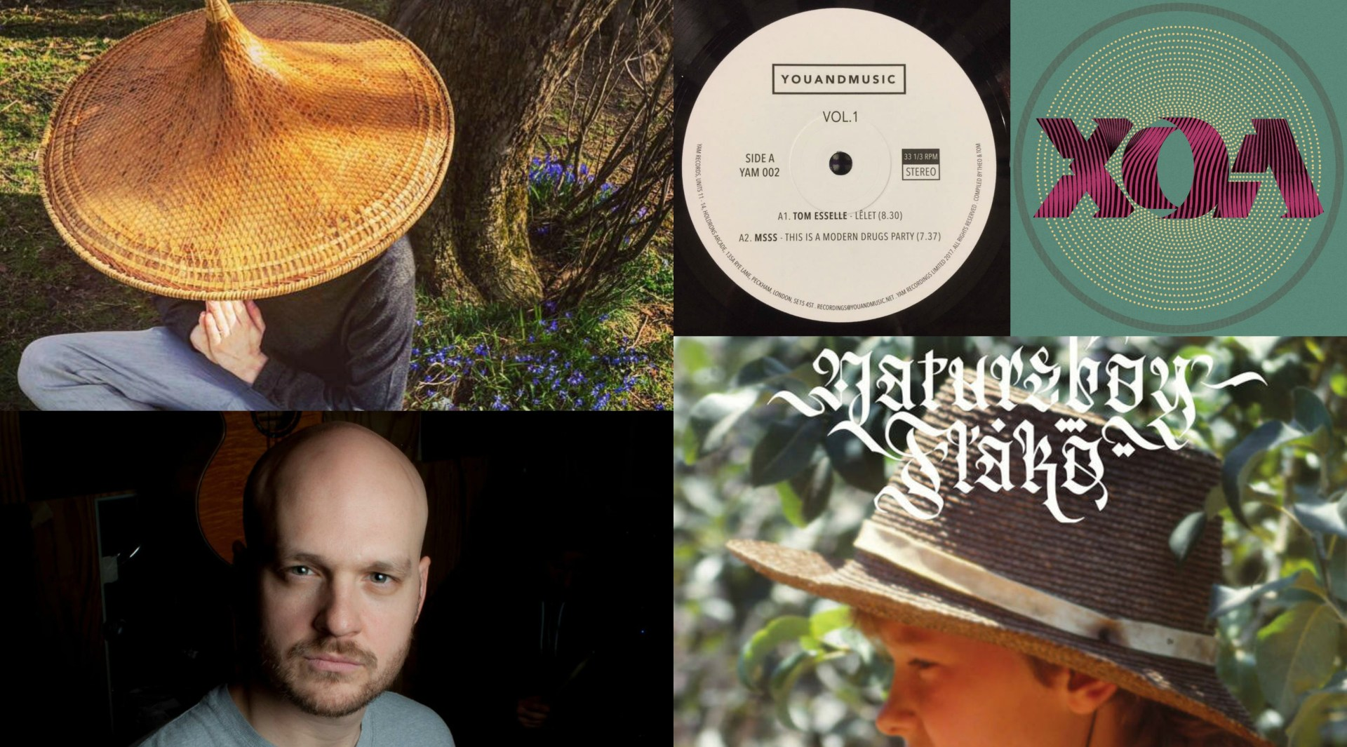 Between The Cracks 5 New Releases You Need To Hear