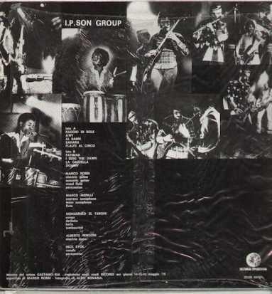 Reissue- I.P..Son Group