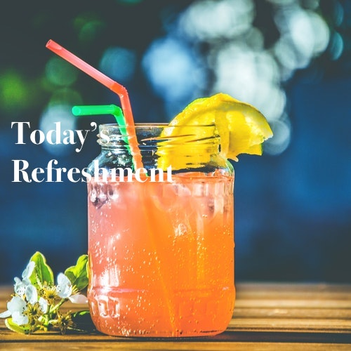Playlist: Today's Refreshment