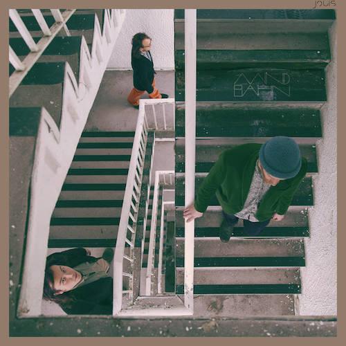 Brighton three-piece Jouis return with their second album 'Mind Bahn'.