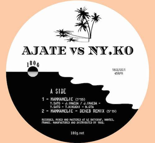 AJATE x NY​.​KO - Mammamelie : With Regularity