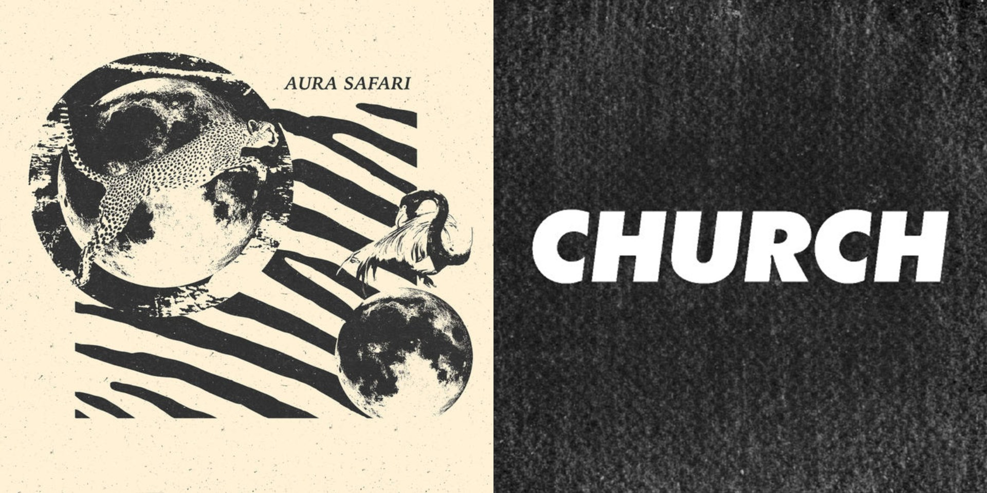 Aura Safari next up on Church.