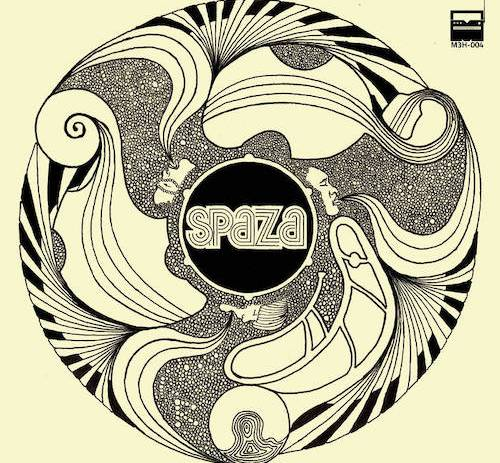 """South African Avant-Garde Ensemble SPAZA releases """" Ice Squinchies 