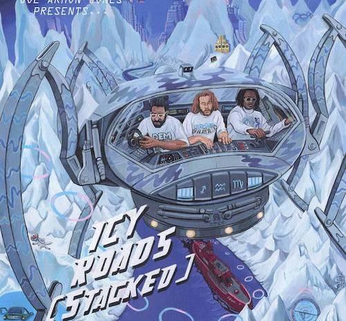 Joe Armon-Jones - Icy Roads (Stacked)