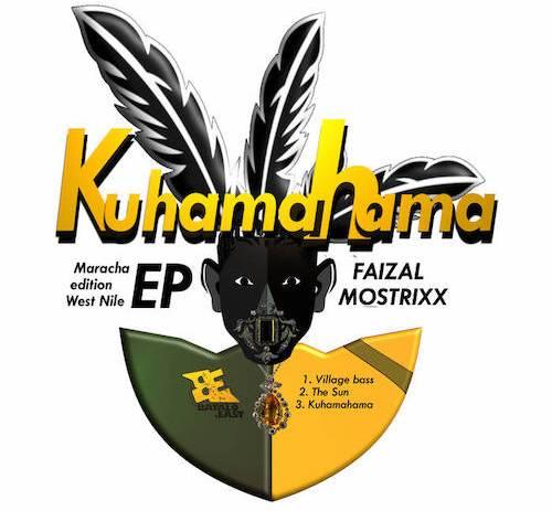 Faizal Mostrixx shares new 3-track EP.