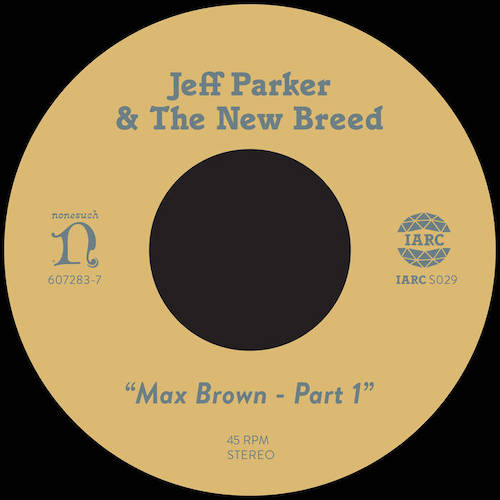 Jeff Parker shares new track Max Brown Pt 1.