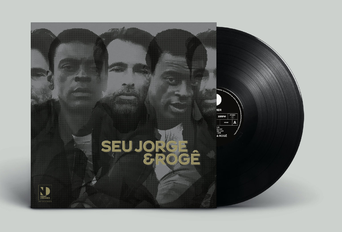Seu Jorge & Rogê Night Dreamer Direct​-​To​-​Disc Sessions.