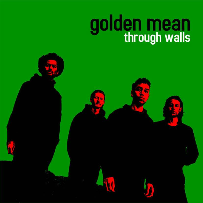 Debut track from London jazz quartet Golden Mean.