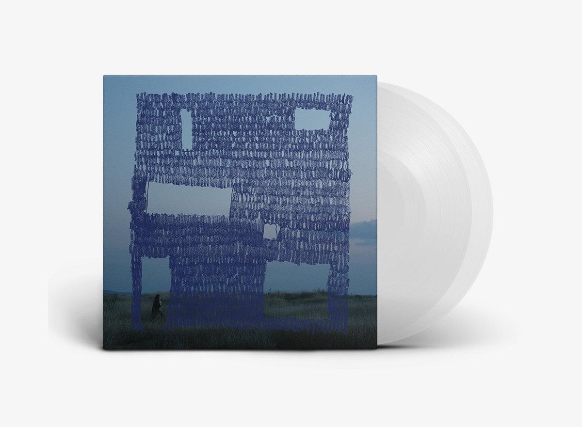 Home album artwork/vinyl.