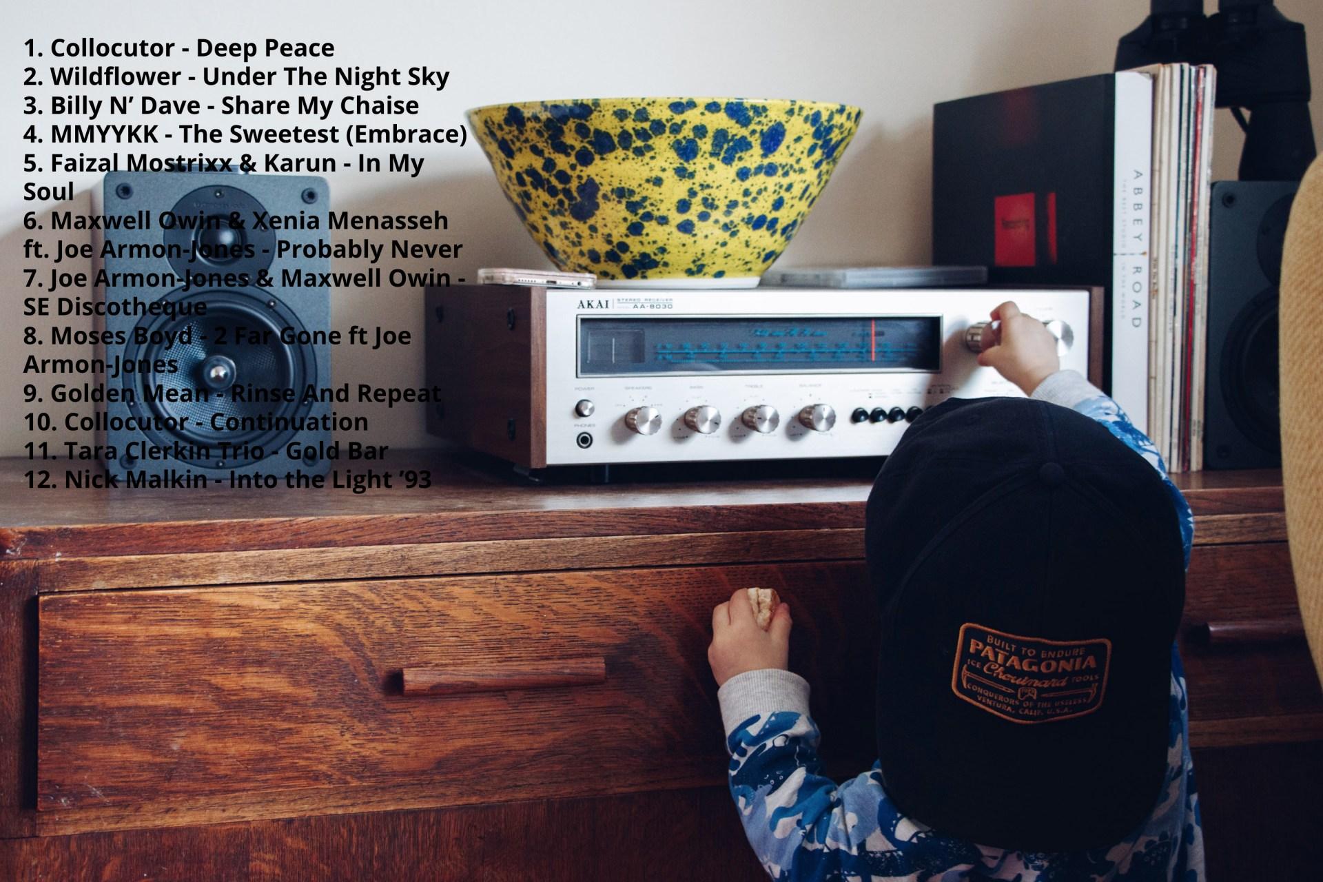 Twistedsoul on Blue In Green Radio 12.03.20