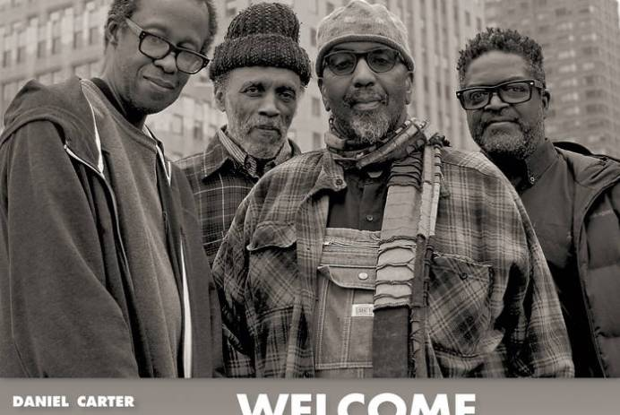 Daniel Carter, Matthew Shipp, William Parker, Gerald Cleaver releasing collaborative LP via 577 Records.